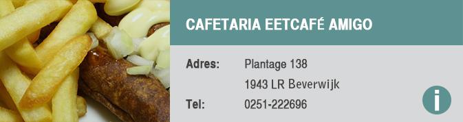 Cafetaria amigo