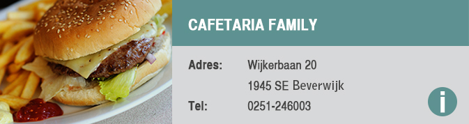Cafetaria family