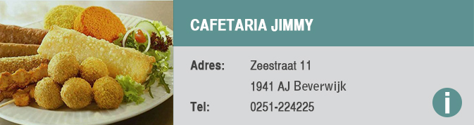Cafetaria jimmy