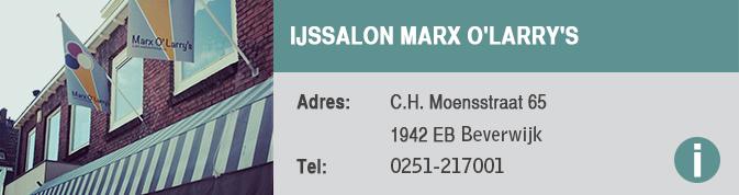 Marx o'larry's