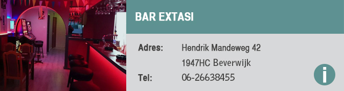 bar extasi