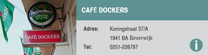 cafe dockers