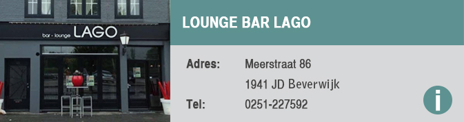 lounge bar lago