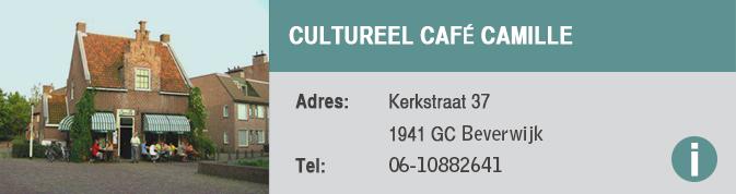 Cultureel Café Camille