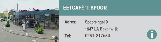 Eetcafé 't Spoor