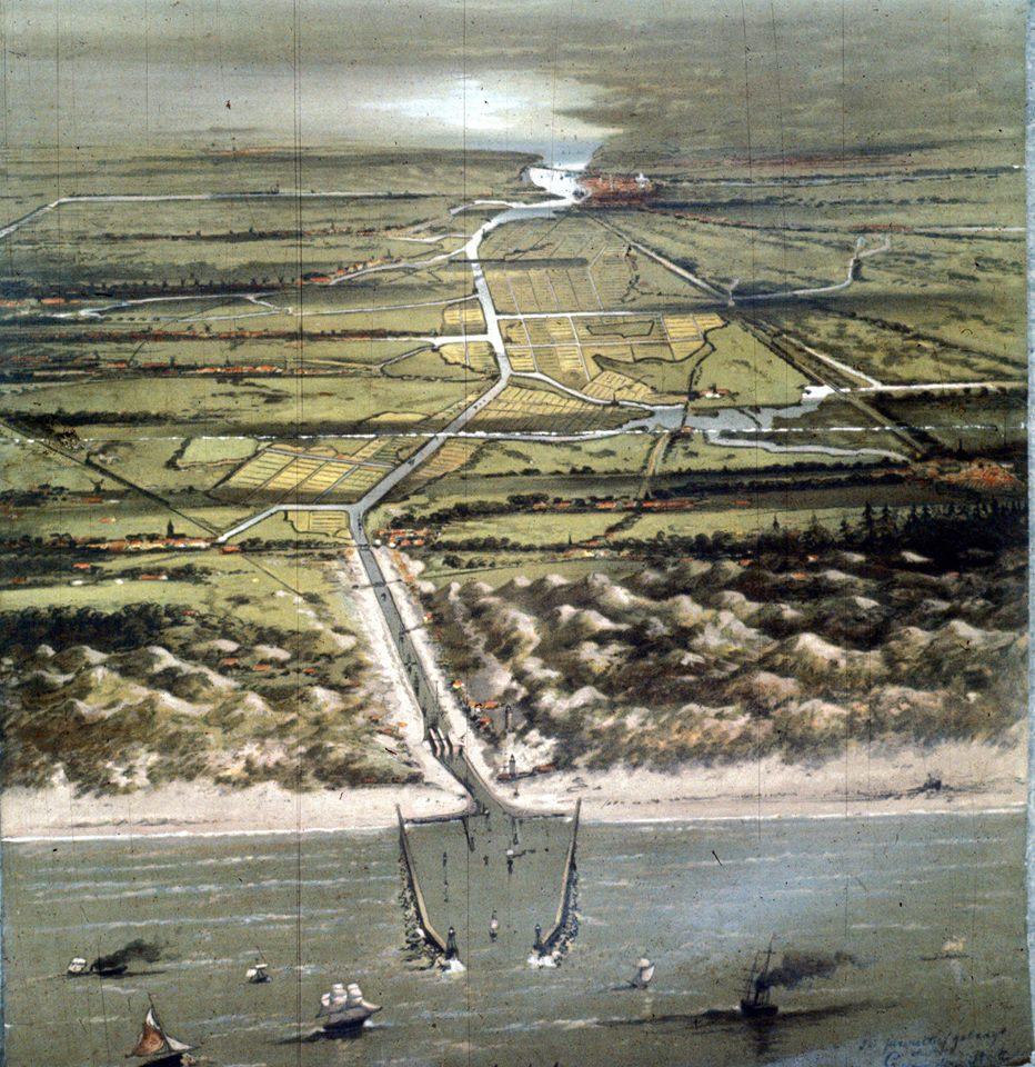 Historie-6-Noordzeekanaal
