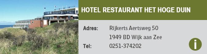 HogeDuin-hotel
