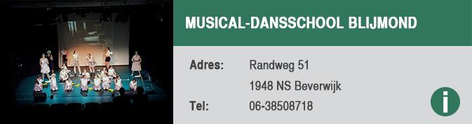 Musical-dansschool Blijmond