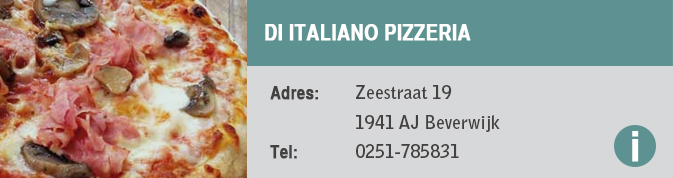 Rest- Di Italiano Pizzeria