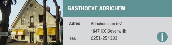 gasthoeve adrichem beverwijk