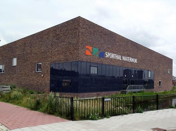 SporthalWaterwijk