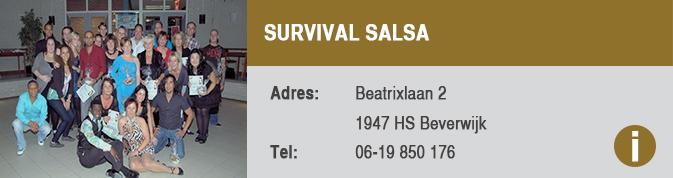 Survival Salsa